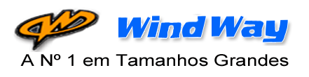 Wind Way a Nº 1 em Tamanhos Grandes