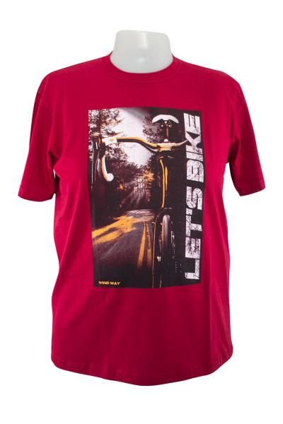 Camiseta Gola Careca - Modelo 2591