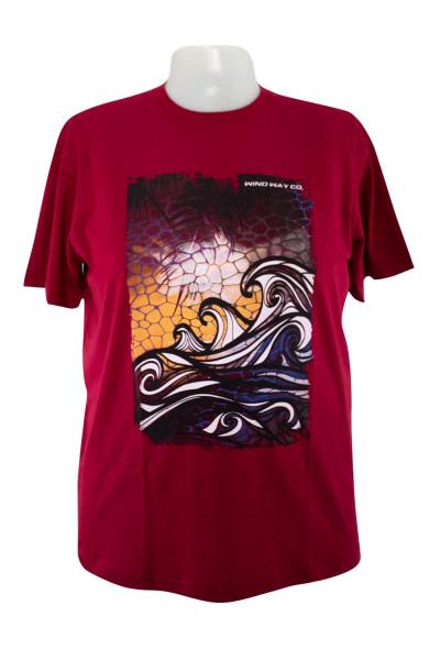 Camiseta Gola Careca -  Modelo  2633