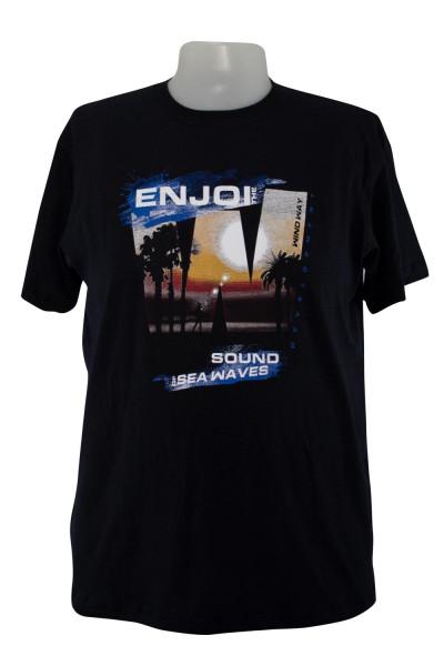 Camiseta Gola Careca -  Modelo  2636