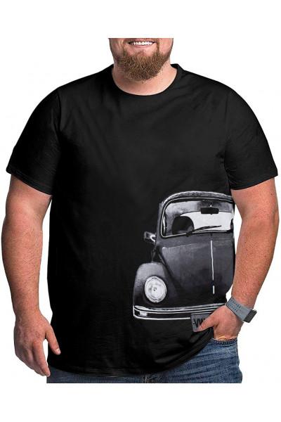 Camiseta Gola Careca - Modelo 2662