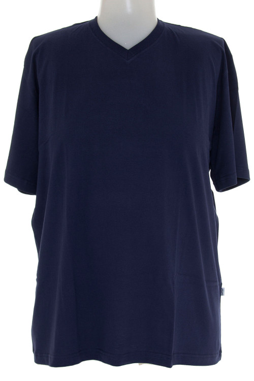 Camiseta Gola V - Lisa - Modelo 2273