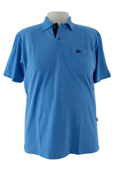 Camiseta Gola Polo - Imperial - Malha Piquet Bordada